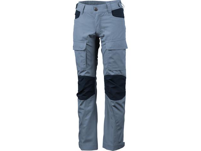 Lundhags Authentic II - Pantalones de Trekking Niños - azul